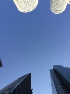 名古屋にて勉強会でした…摩天楼ブルース…