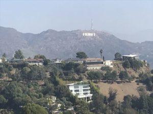 ロサンジェルス、ハリウッド、ビバリーヒルズ !!