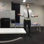 今日は名古屋で勉強会…