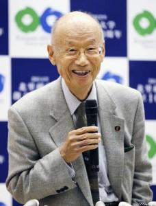 医学生理学賞の大村智先生、素晴らしすぎます…