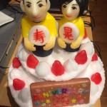 智子先生のサプライズ誕生日!