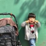 今日は孫とお出かけ… 池田動物園へ